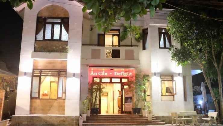 EXTERIOR_BUILDING Khách sạn Ân Cần Delight Mũi Né