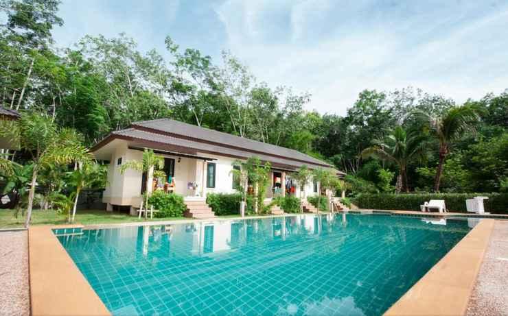 SWIMMING_POOL Ao Nang Family Pool Resort