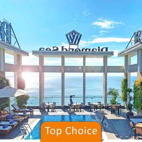 SWIMMING_POOL Khách sạn Diamond Sea