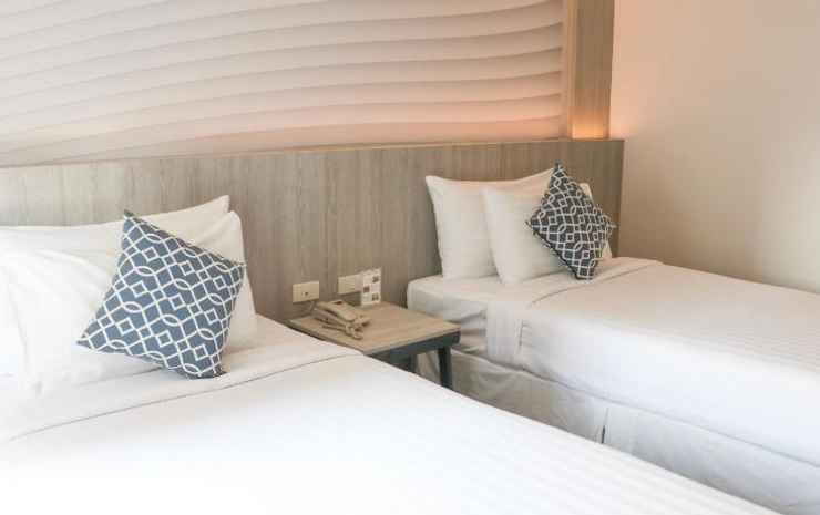 The Mini R Ratchada Hotel Bangkok - Premier Twin City View Room Only