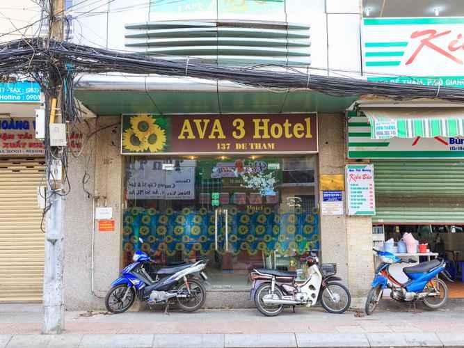 EXTERIOR_BUILDING Khách sạn Ava Saigon 3