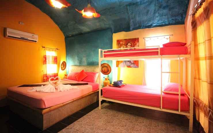 Cha-Ba Lanta Resort & Bungalows Krabi - Kamar Keluarga