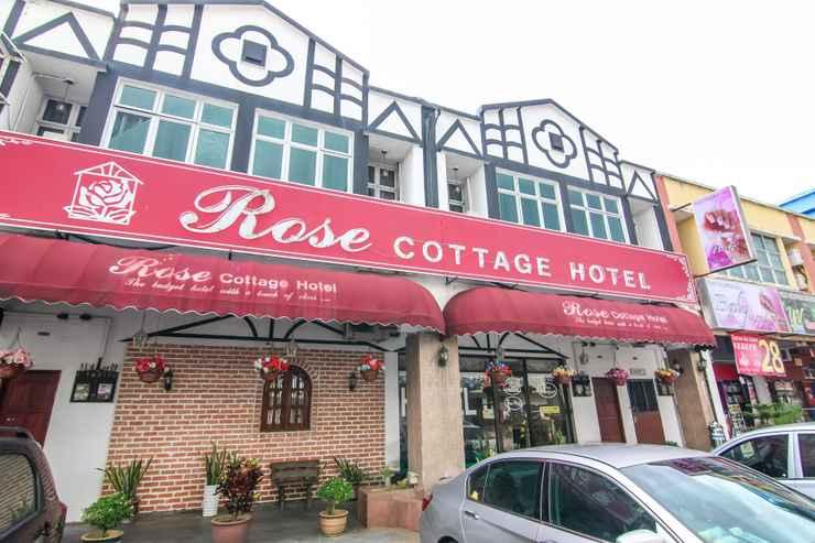EXTERIOR_BUILDING Rose Cottage Hotel Taman Daya