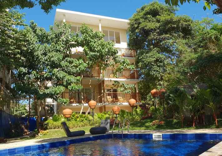 LOBBY Boracay Amor Apartments