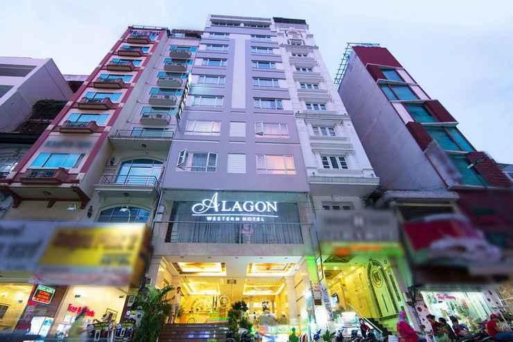 EXTERIOR_BUILDING Khách sạn Alagon Western