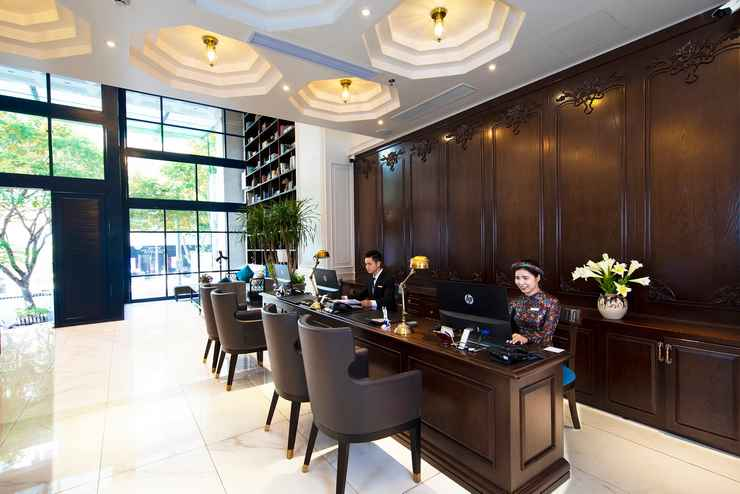LOBBY Alagon Central Hotel & Spa/ Khách sạn Alagon Central