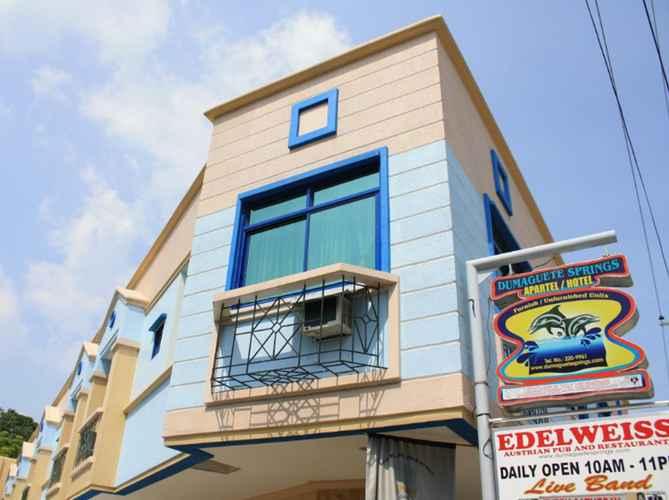 EXTERIOR_BUILDING Dumaguete Springs Apartments