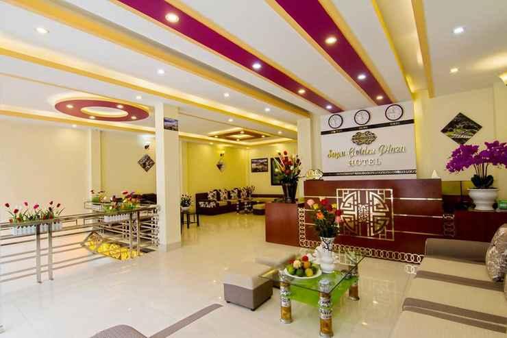 LOBBY Khách sạn Sapa Golden Plaza