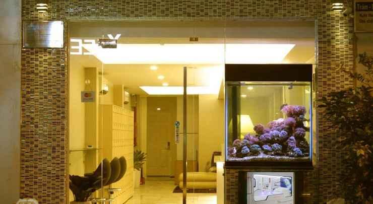 EXTERIOR_BUILDING Khách sạn Hong Kong Kaiteki