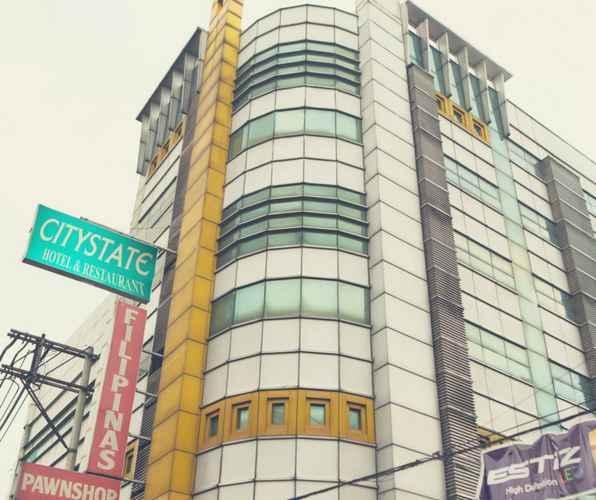 EXTERIOR_BUILDING Citystate Hotel Quiapo