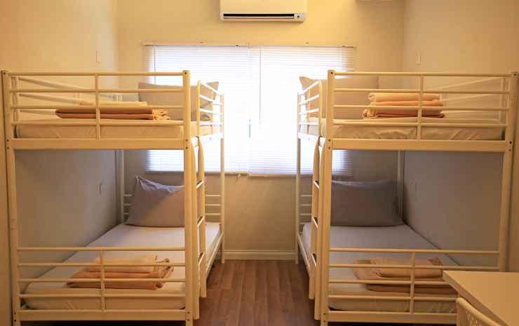 Travelogue Guest House Bukit Bintang Kuala Lumpur - Family Style Bunk - 4 Beds