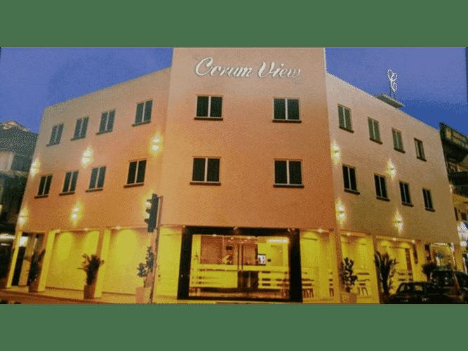 EXTERIOR_BUILDING The Corum View Hotel