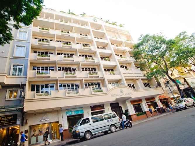 EXTERIOR_BUILDING Khách sạn Bông Sen Sài Gòn