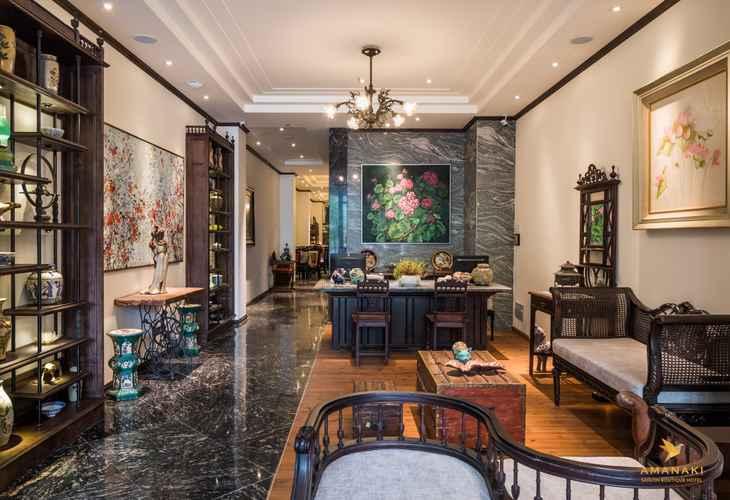LOBBY Amanaki Saigon Boutique Hotel