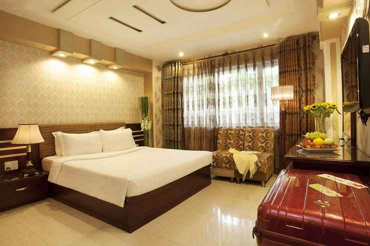 BEDROOM Bel Ami Saigon Hotel (former Roseland Inn Hotel)