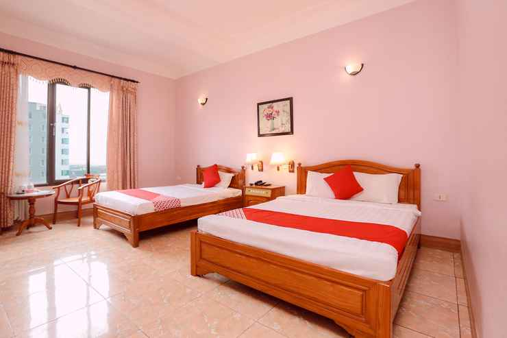 BEDROOM Khách sạn Entity Halong