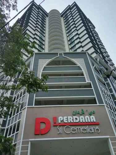 EXTERIOR_BUILDING Caliph Suite Guest House @ D' Perdana Condo