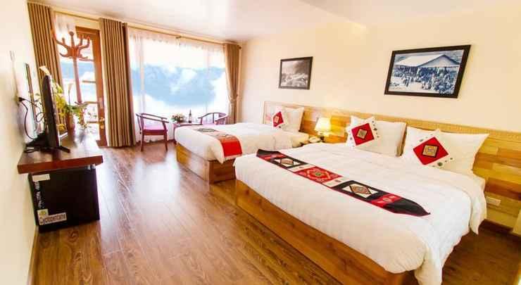 BEDROOM Khách sạn Sapa Centre
