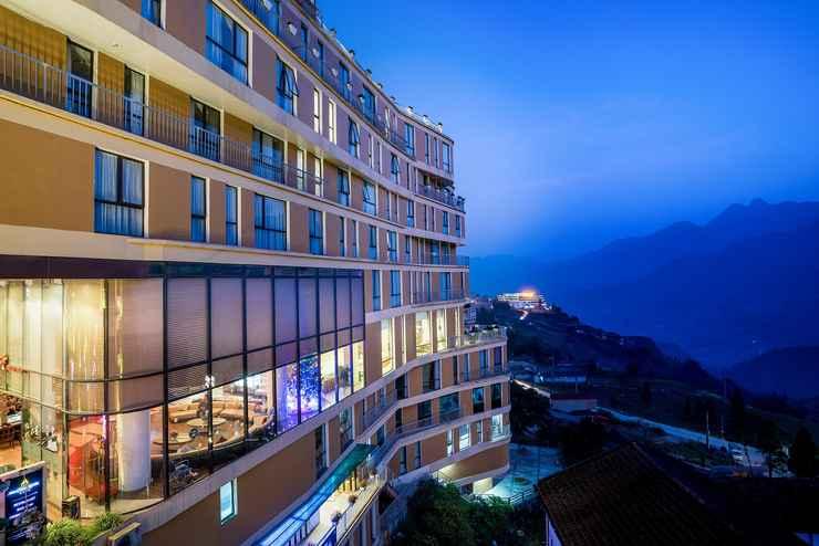 EXTERIOR_BUILDING Khách sạn Amazing Sapa