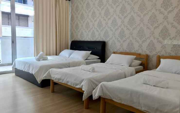 Island Hostel Penang - Family Room - Room Only NR