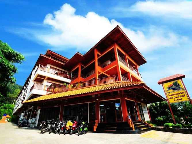 EXTERIOR_BUILDING Alina Grande Hotel & Resort