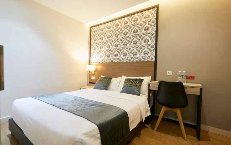 Le Ruiz Boutique Hotel Kuala Lumpur - Standard Room - Room Only FC