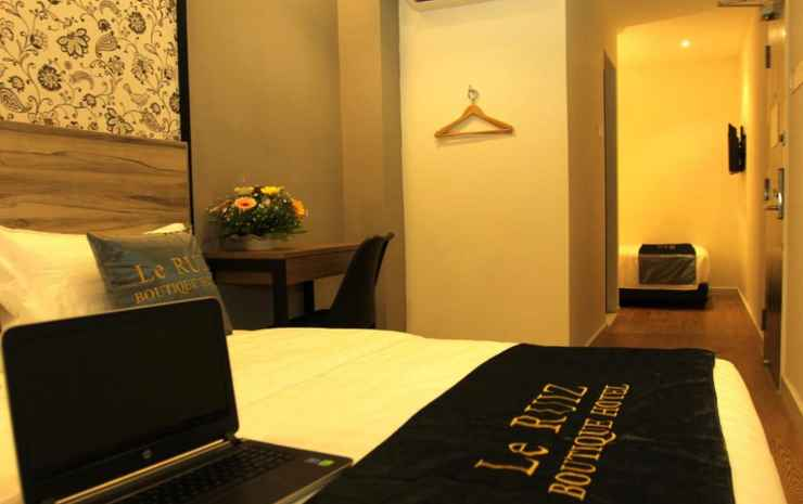 Le Ruiz Boutique Hotel Kuala Lumpur - Family Room - Room Only NR
