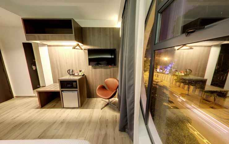 Flora By Crossroads Hotel Kuala Lumpur - Kamar (KL Tower Forest View)