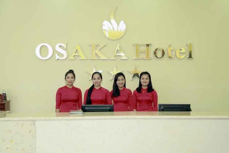 LOBBY Khách sạn Osaka Quảng Bình