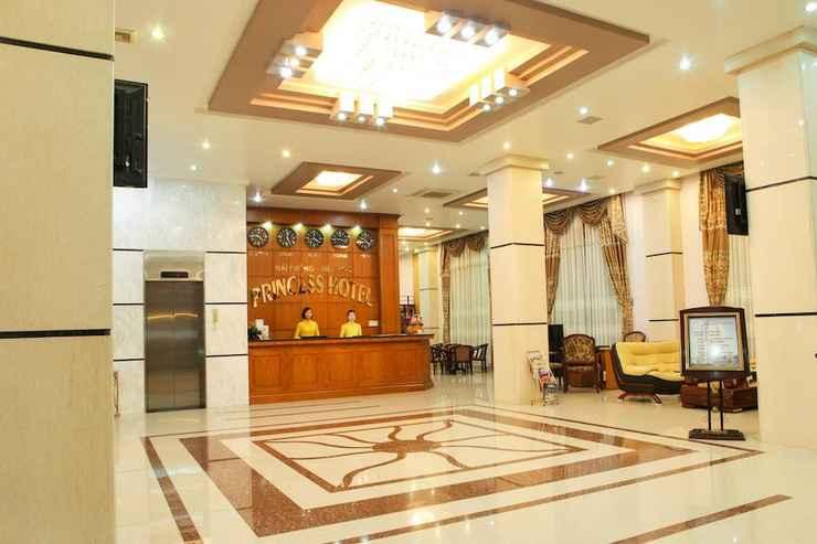 LOBBY Khách sạn Princess Hai Phong