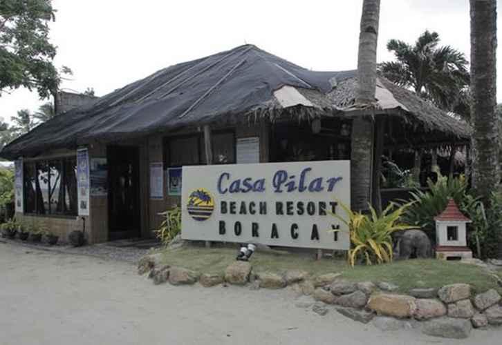 EXTERIOR_BUILDING Casa Pilar Beach Resort Boracay