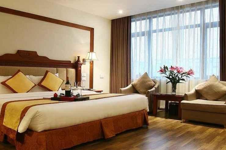 BEDROOM Khách sạn Western Hà Nội