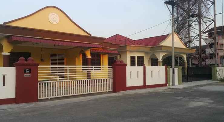 EXTERIOR_BUILDING MJ Homestay Kota Bharu