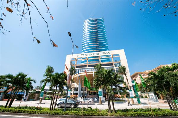 EXTERIOR_BUILDING Khách sạn Mường Thanh Grand Cửa Lò