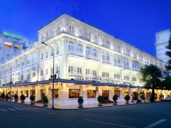 EXTERIOR_BUILDING Khách sạn Continental Saigon
