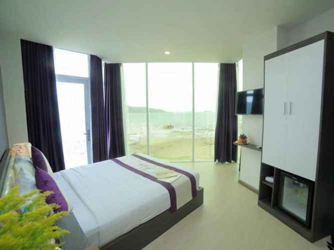 BEDROOM La Mer Hotel Nha Trang