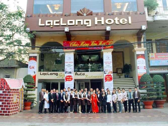 EXTERIOR_BUILDING Khách sạn Lạc Long