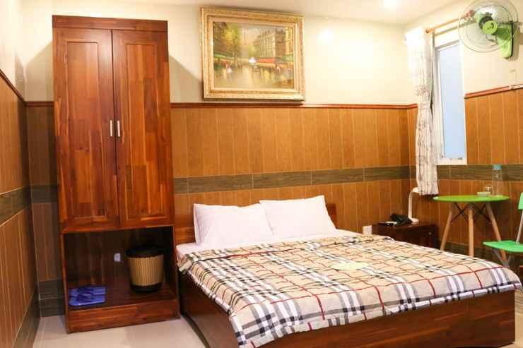BEDROOM Hy Vong Hotel