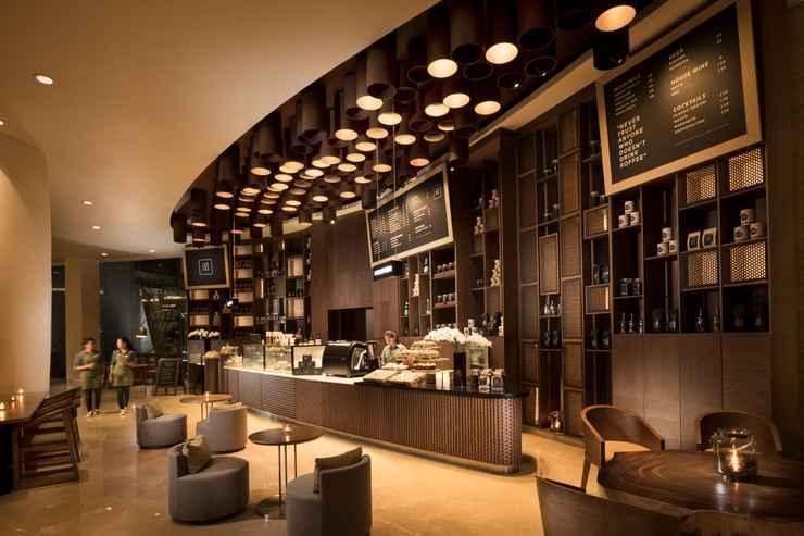 BAR_CAFE_LOUNGE DoubleTree by Hilton Jakarta - Diponegoro