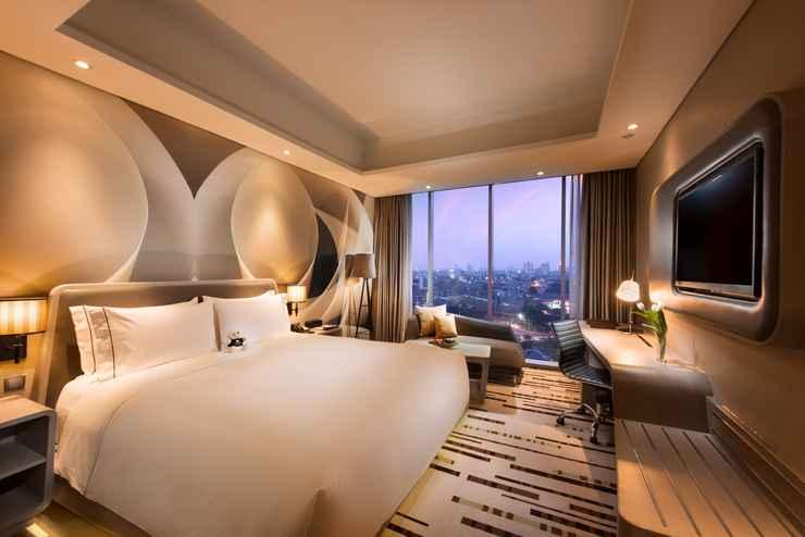 BEDROOM DoubleTree by Hilton Jakarta - Diponegoro