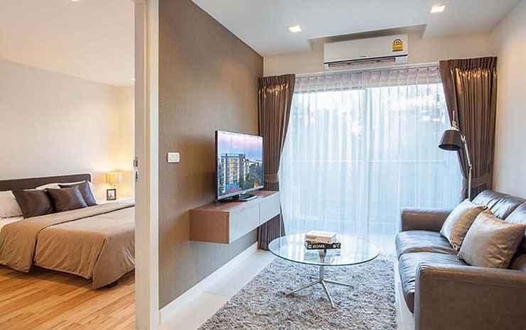 Long Beach Ban Amphur By Beach Holiday Chonburi - 1 Bedroom Suite