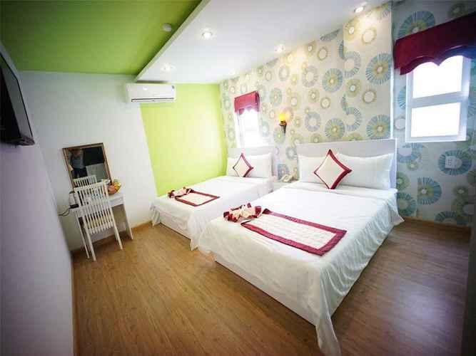 BEDROOM Minh Hoang Hy Hotel