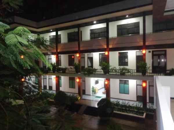EXTERIOR_BUILDING Thuy Loi BnB Homestay