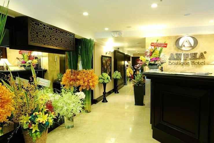 LOBBY Khách sạn Anpha Boutique