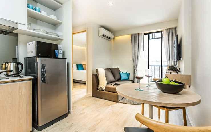 X2 Vibe Bangkok Sukhumvit Bangkok - Two Bedroom room only - IHO6-OTA Promotion Room only