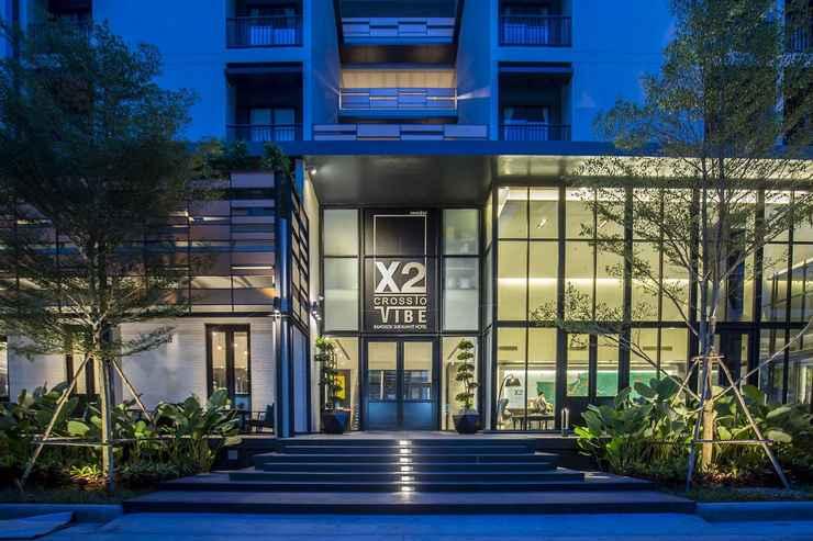 EXTERIOR_BUILDING โรงแรมครอสทูไวบ์กรุงเทพสุขุมวิท