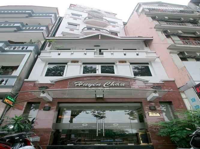 EXTERIOR_BUILDING Huyen Chau Hotel