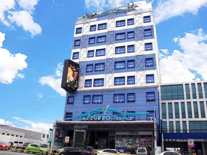 EXTERIOR_BUILDING Azzurro Hotel