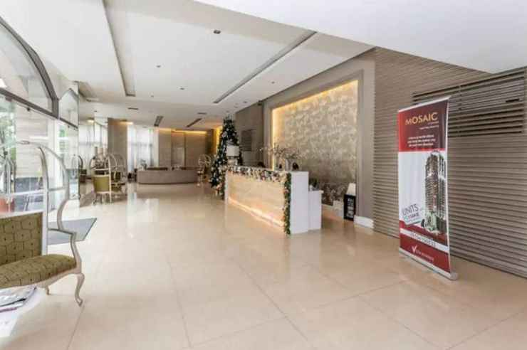 LOBBY Mosaic Tower by Spaces Manila