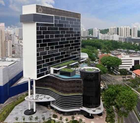 EXTERIOR_BUILDING Park Hotel Alexandra